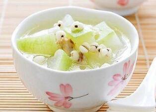 冬瓜利水茶 刮油减肥去水肿