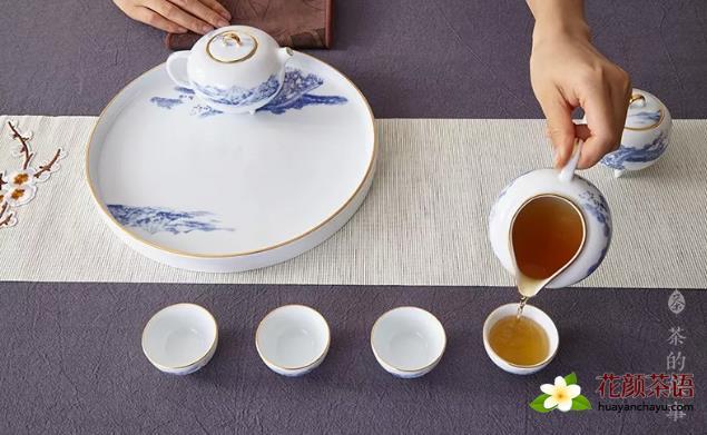 10个细节中国茶礼仪