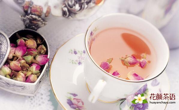 玫瑰花茶的功效与禁忌 正确玫瑰花茶泡法