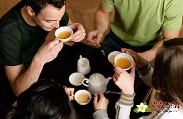 男生喝什么花茶好 6款保健茶乐坏女友