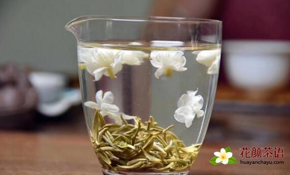 茉莉花茶的10大功效 强心预防癌症